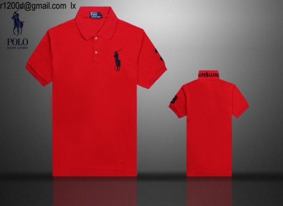 Ralph Pas Rouge Cher Vente Lauren polo Big Polo Pony 6gyY7bvf