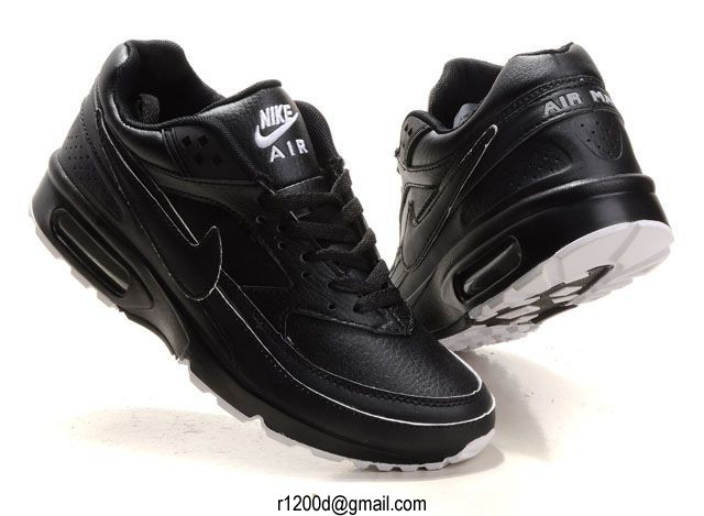 new product 55972 e5c0d homme nike air max classic bw noir
