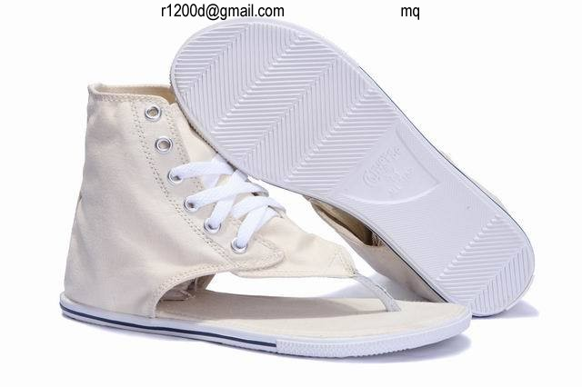 chaussures converse femme soldes