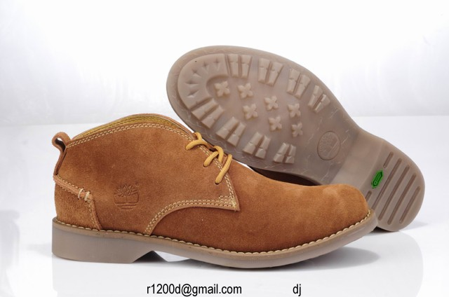 timberland chaussure homme maroc