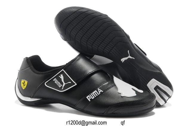 puma chaussure ville